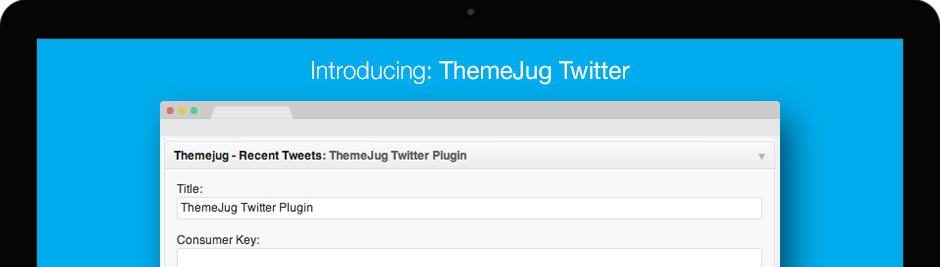 ThemeJug Twitter Plugin